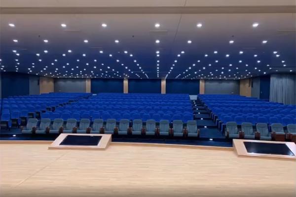 مسرح معهد الجبيل